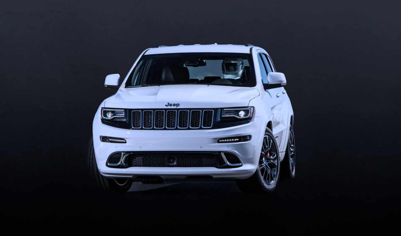 jeep, grand, cherokee, внедорожник, автомобилей, srt,