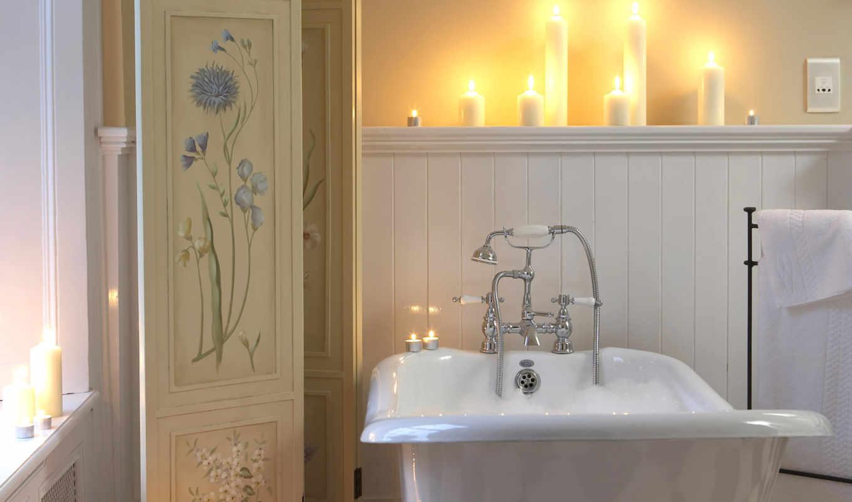 ванной, свет, комнаты, маленькой, ванную, комнату, комнате,