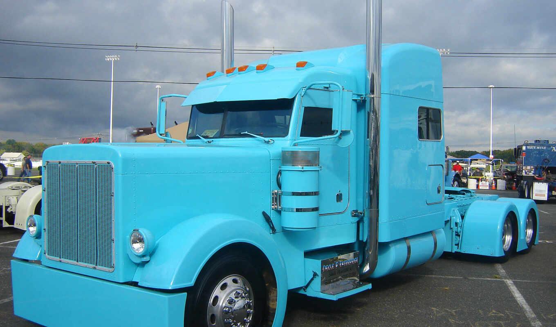truck, peterbild, semi, custom, дальнобойщики