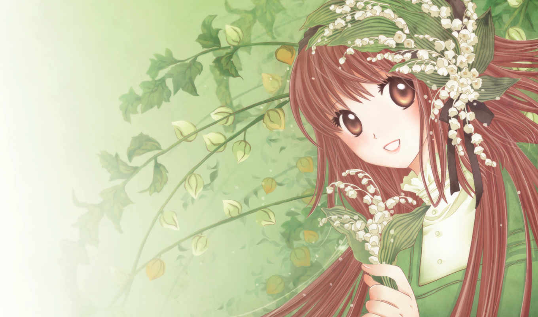 anime, kobato, картинка,
