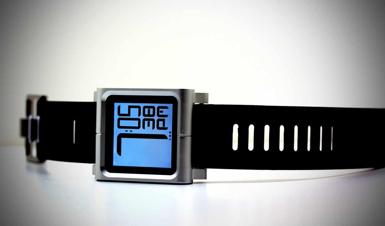 watch, ремешок, fonwall, ipod, качественные, free, собрать, nano