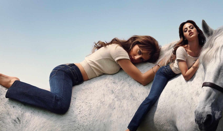лошадь, женщины, девушка, модель, сборник, белая, грива, уздечка, excellent, верхом, лошади, картинка, женщина, нежно, объятия, наездница,
