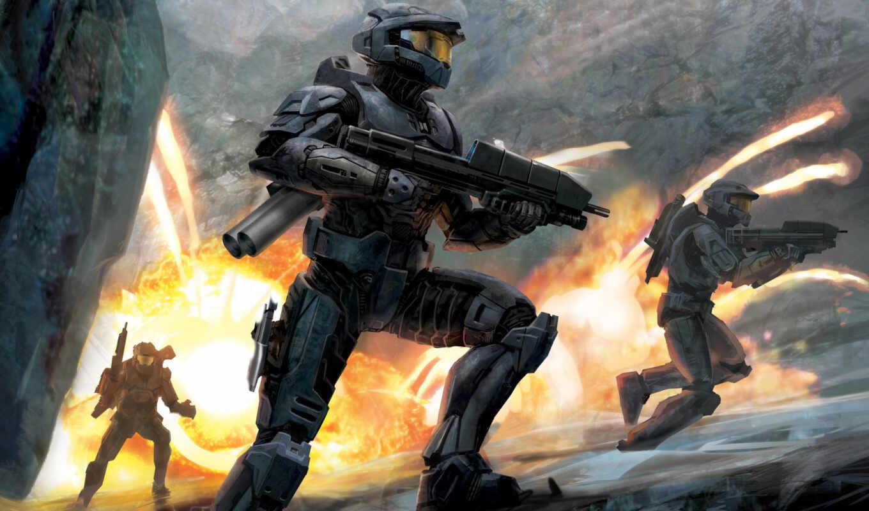 halo, games, desktop, игры, game, пехота, video, космическая, home, бою, tweet, бесплатные,