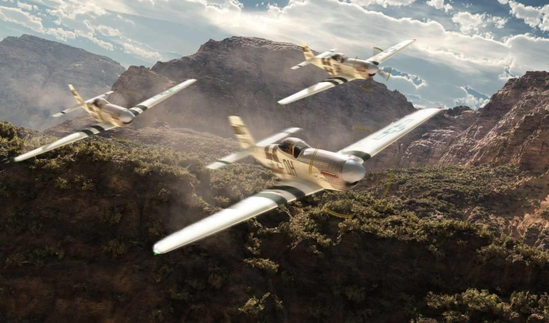 три, самолета, горах, and, iphone, complete, lighting, разное, vue, mountains, aircraft, three, create,