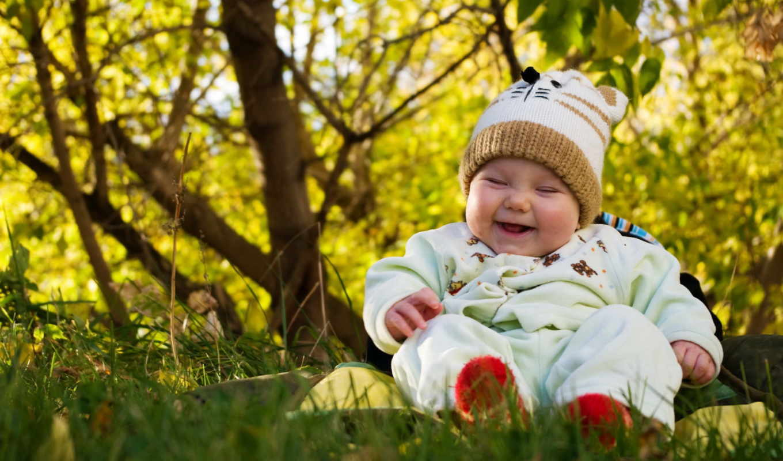 дети, ребенок, baby, природа, настроения, малыш, довольный, bebek, картинку, смех, forest, правой, картинка, кнопкой, small, мыши,