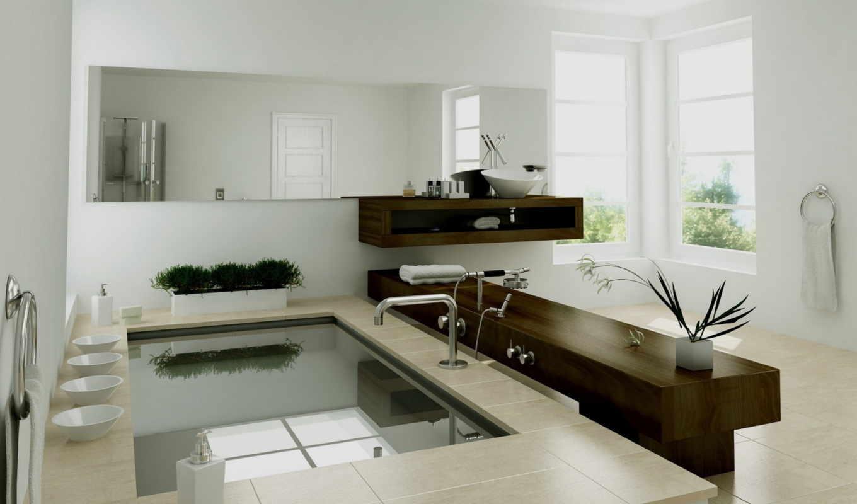interior, bathroom, modern, design, комната, картинку, кнопкой, правой, furniture, зеркало, вода, simple, выберите, attractive, architecture, trends,