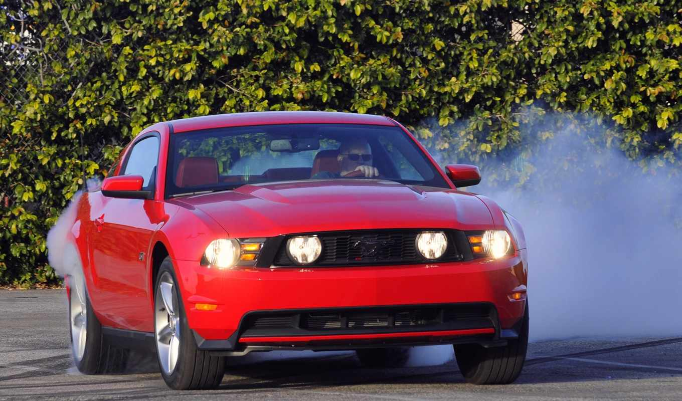 ford, mustang, car,