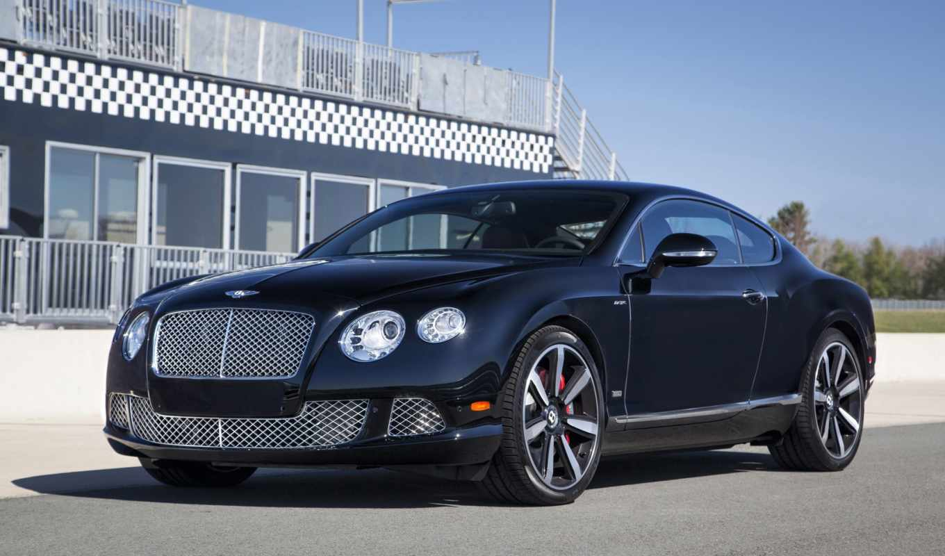 bentley, continental, издание, mans,