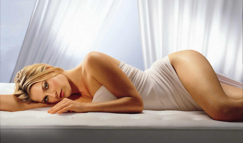 девушка, подборка, девушек, красивых, кровати, лежит, devushki,