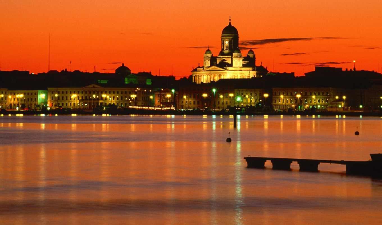helsinki, финляндия, финляндии, город,