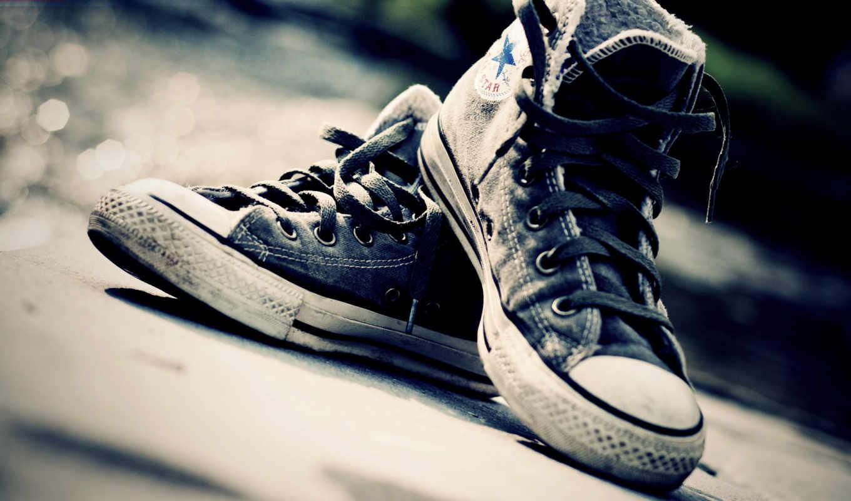 кеды, туфли, стиль, кружева, одежда, высоком, красивые,