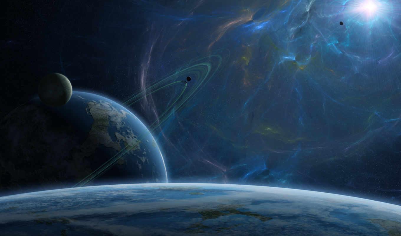 звезда, планеты, космос, кольца, планета, вселенная, галактика, вспышка, свехновая, картинка, картинку, звезды, спутники,