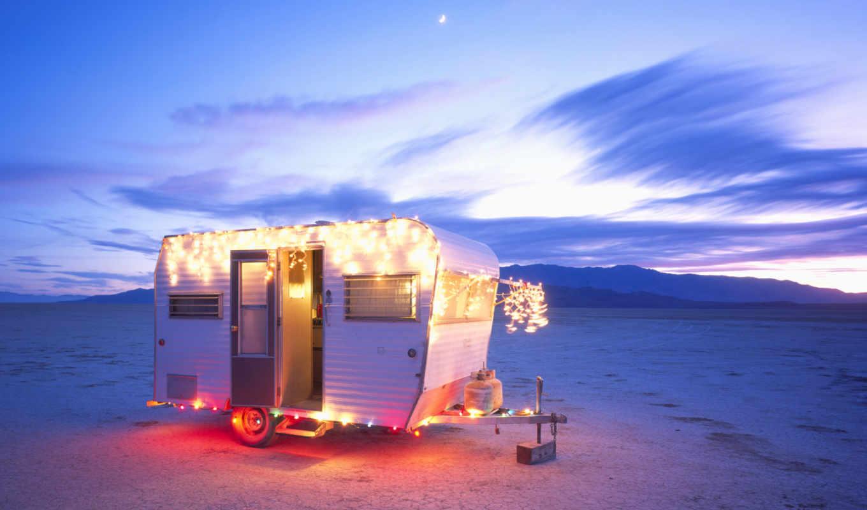trailer, christmas, trash, огни, trailers, travel,
