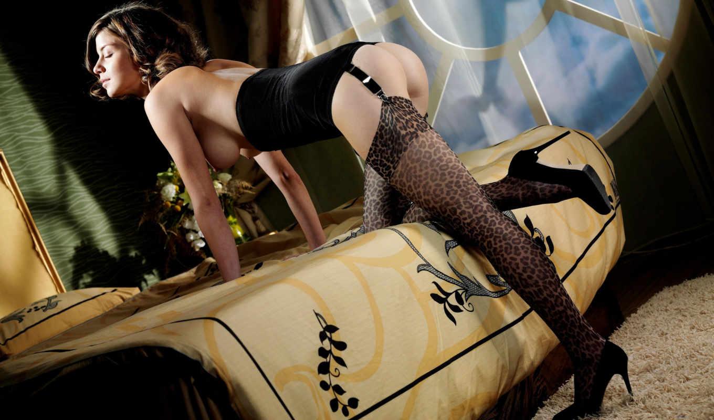 femjoy, danica, bedroom, secrets, попка, чулки,