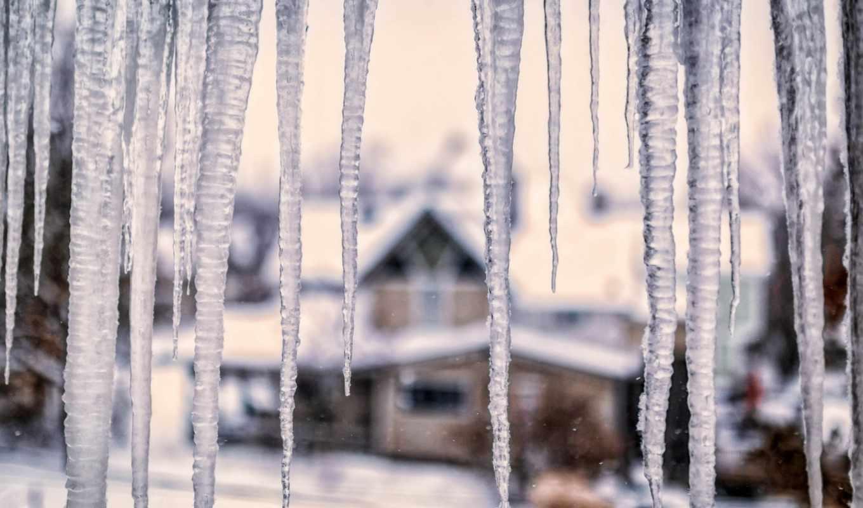 сосульки, winter, макро, разделе, liveinternet, дек, фоны, снег,