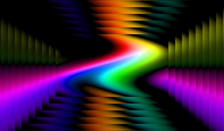 fondo, радуга, flames, разноцветные, colorido, colorful, абстракции, neon,