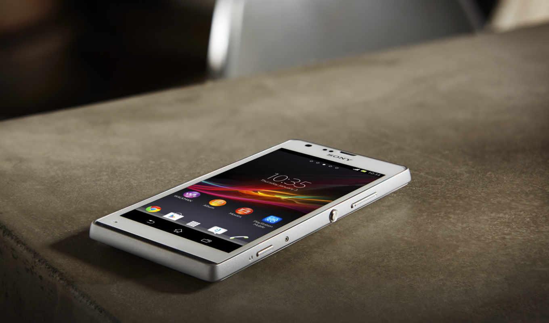 смартфон, sony, xperia