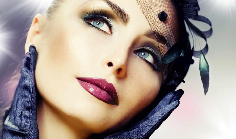 макияж, праздник, макияжа, вечер, праздничного,