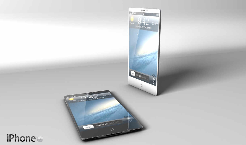 iphone, смартфон, apple, белый, чёрный