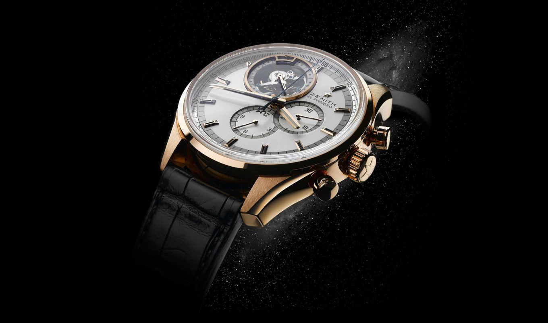 zenith, часы, primero, часов, watch, chronomaster,