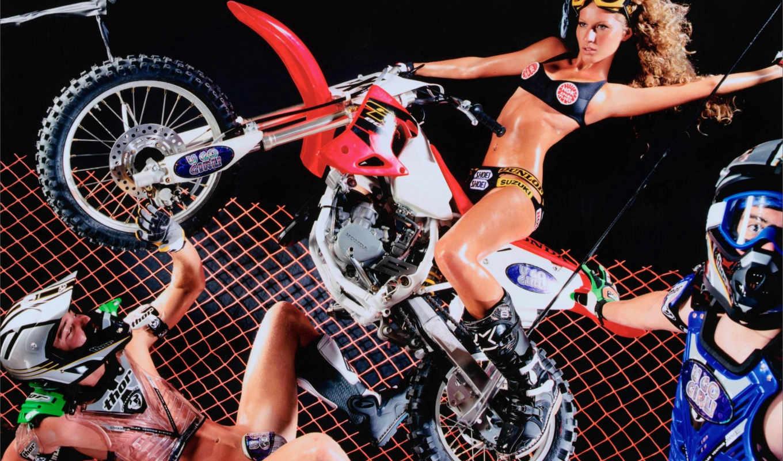 мотоцикл, блондинка, байк, gisele, bundchen, бундхен, порно,