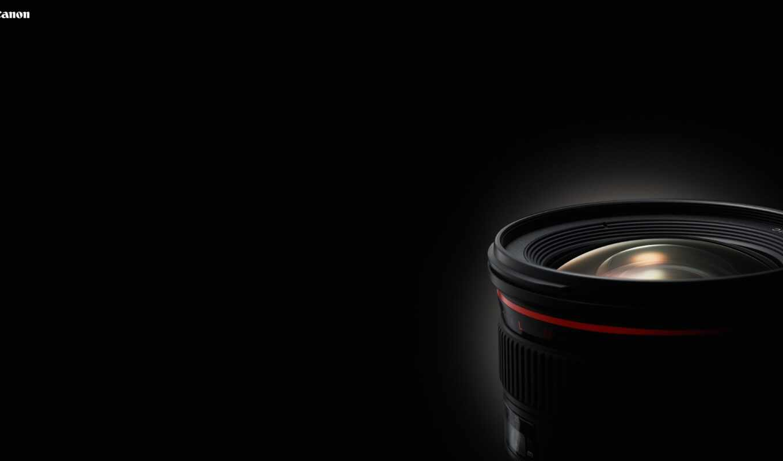 lens, camera, black