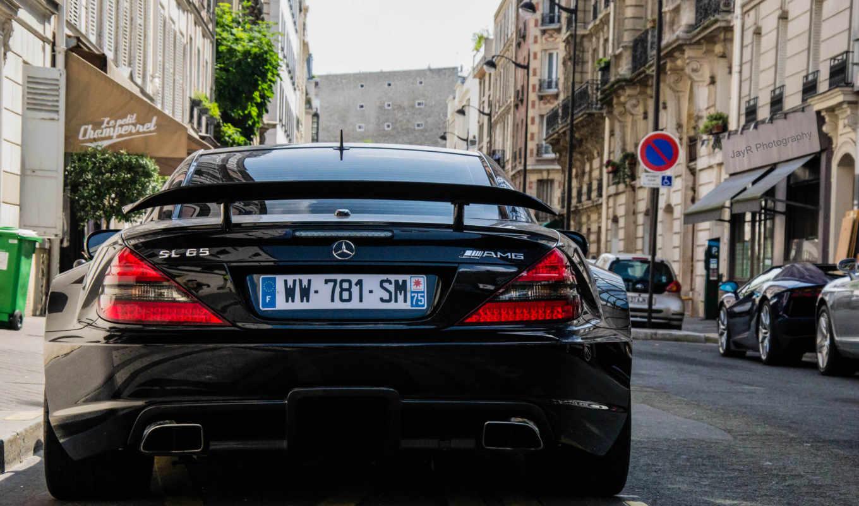 supercars, франция, париж, tags, black, mercedes, foto, jayrao, ferrari, amg,