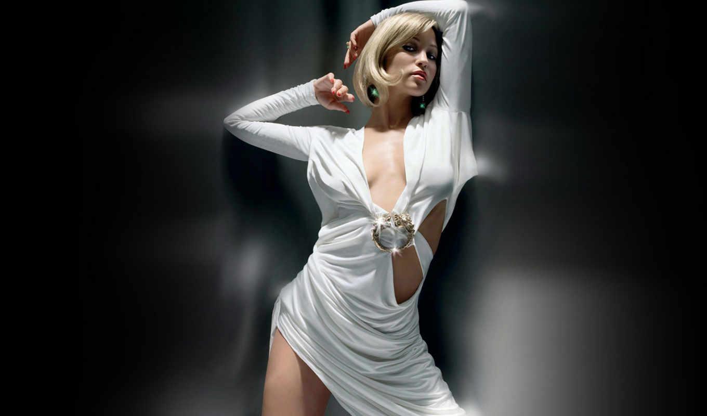 девушек, чёрно, белые, шикарные, красивых, подборка, devushki, белое,