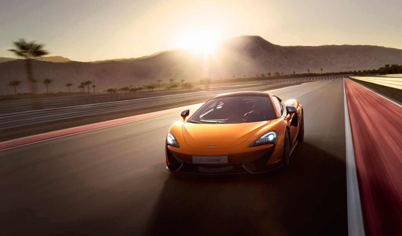mclaren, coupe, company, officially, серия, car, спорткар, представила,