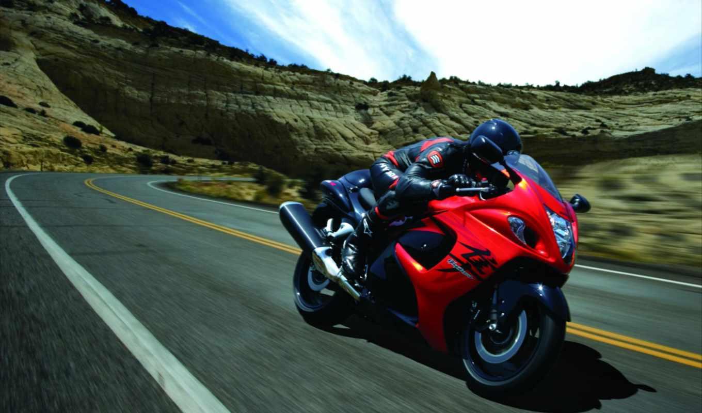 bike, long, драйв, suzuki, driver, hayabusa, desktop, motorcycles,