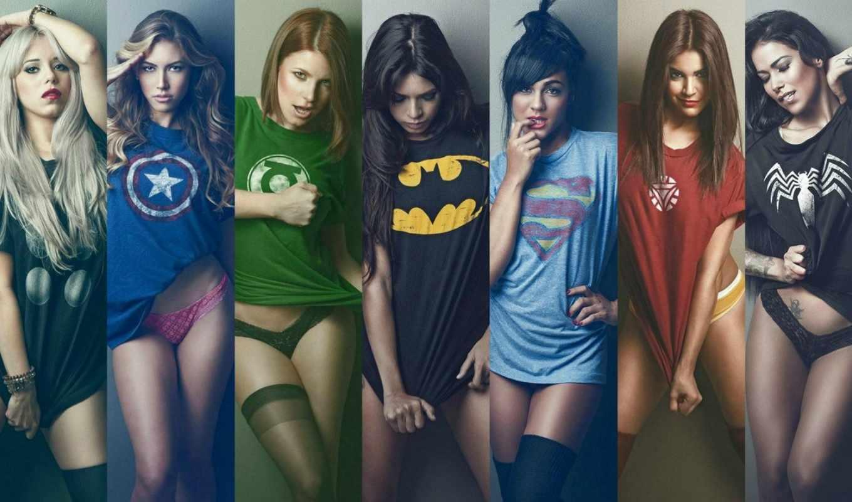 супергерои, девушки, самые, смешные, собираем, июня, этом, разделе, комиксы, pictures, удалённое, теме,