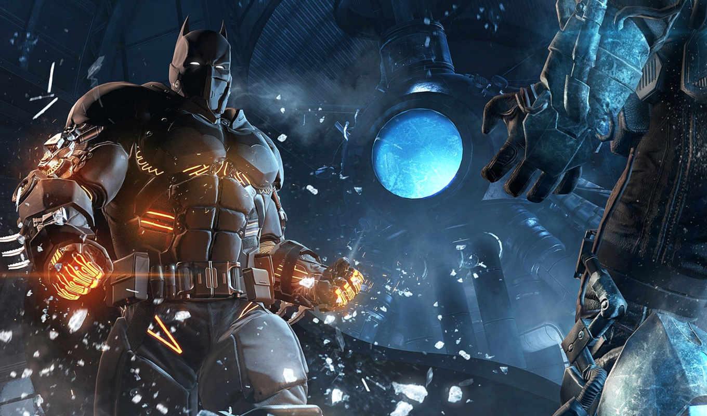 arkham, batman, холод, рыцарь, origins, сердце, масть, new,