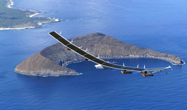 devushki, авиация, flying, аппарат, nasa, солнечные, батареи, гора,
