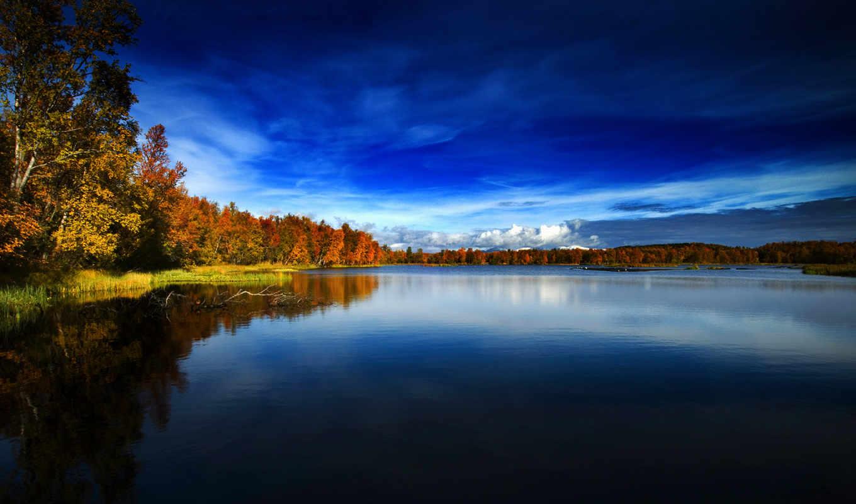 осень, осени, норвегии, лес, лучшая, уже, загружено, коллекция, краски,