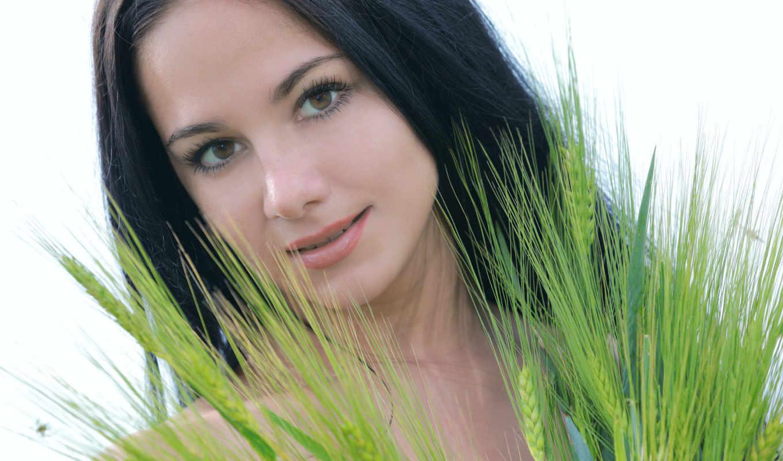 devushki, взгляд, models, fbq, ссылка, трава, company,