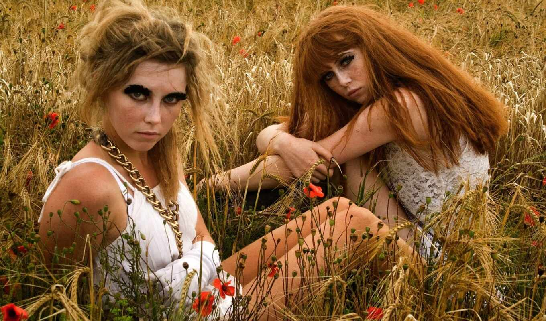 women, , redheads,