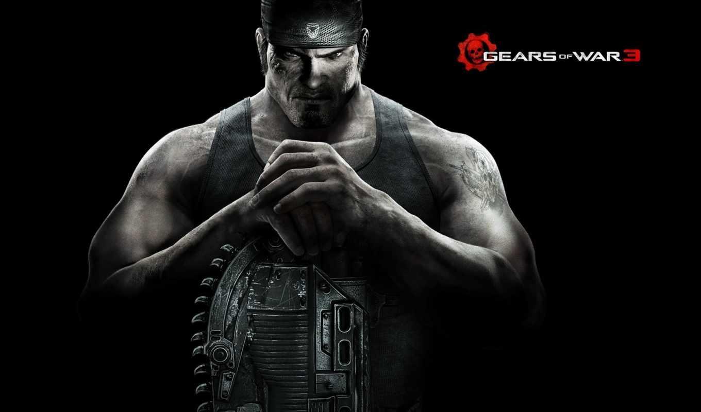 gears, war, шутер, microsoft, game, xbox, люди, третьего, games,