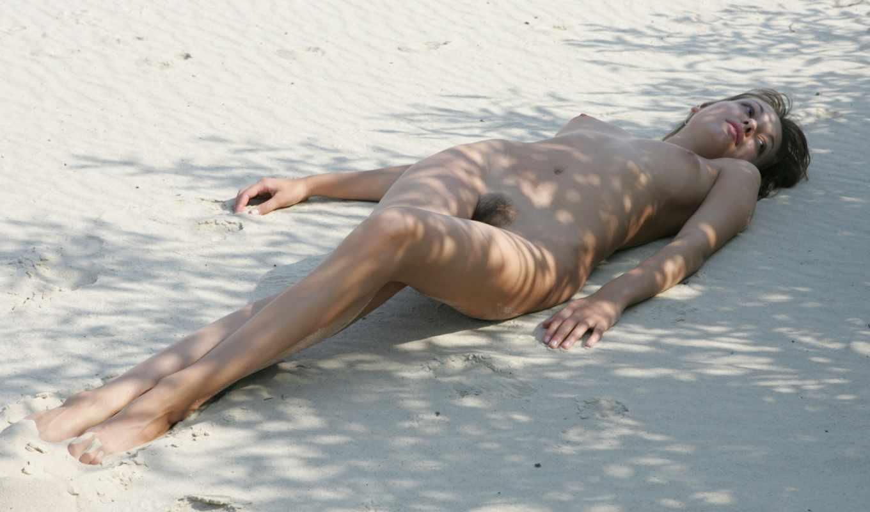 песок, эротика, девушка, обнаженная, sey, pictures, girls, sexy, самый, boobs,