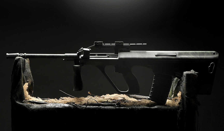 оружие, красивые,