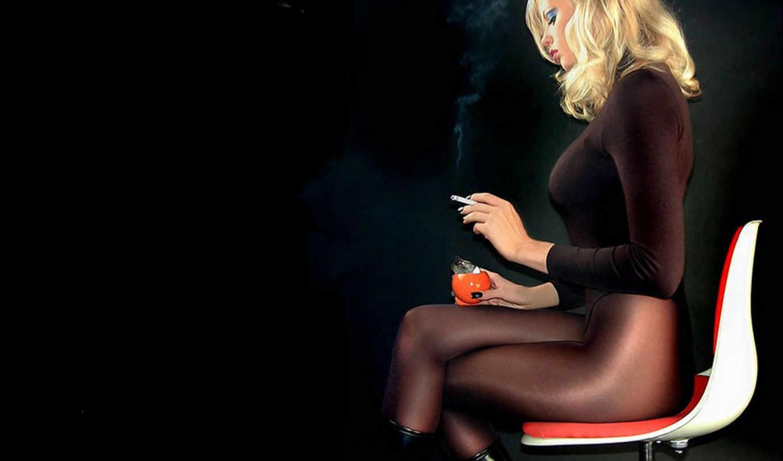 девушка, sexy, кб, cute, сигарета,