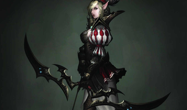 эльф, женский, archer, pinterest, эльфы, ranger, images, об, more, see,