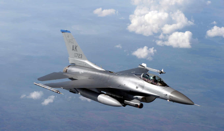 falcon, истребитель, fighting, многоцелевой, полет,
