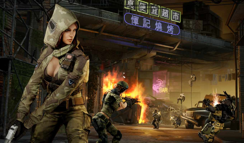 warface, военные, aurora, squad, women, mmofps, бойцы, киев, crytek, команда,
