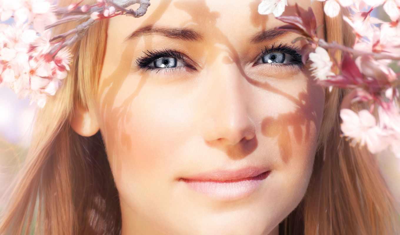 макияж, лица, фоторамки, rekam, кожи, квадратного, красоты, карте, visavis, stock,