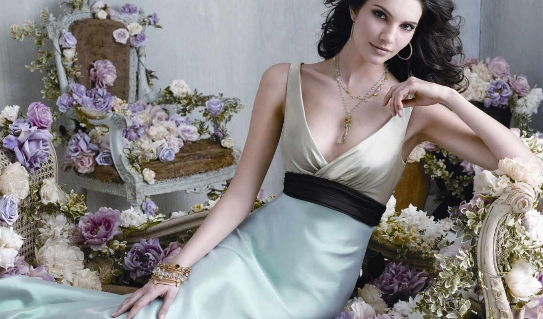 цветами, красивые, женщинам, цветы, женщина, дарите, красивая, kaif, katrina, девушки,