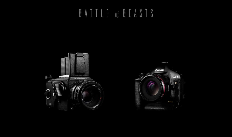 обои, фотоаппарат, черный, фон, объектив, фото, фо