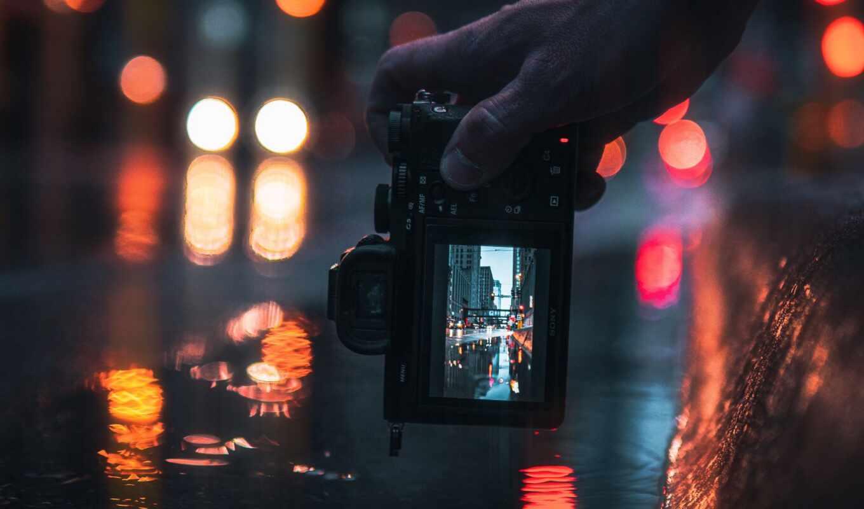 фотоаппарат, mirrorless, youtube, ан, sony, объектив
