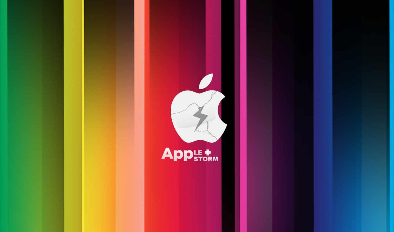 логотип apple скачать 1920x1080