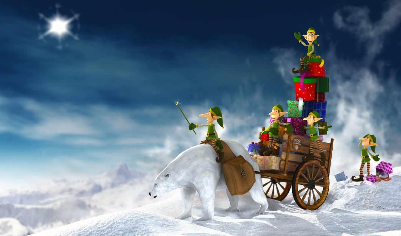 christmas, подарки, прикольные, янв, рождественские,