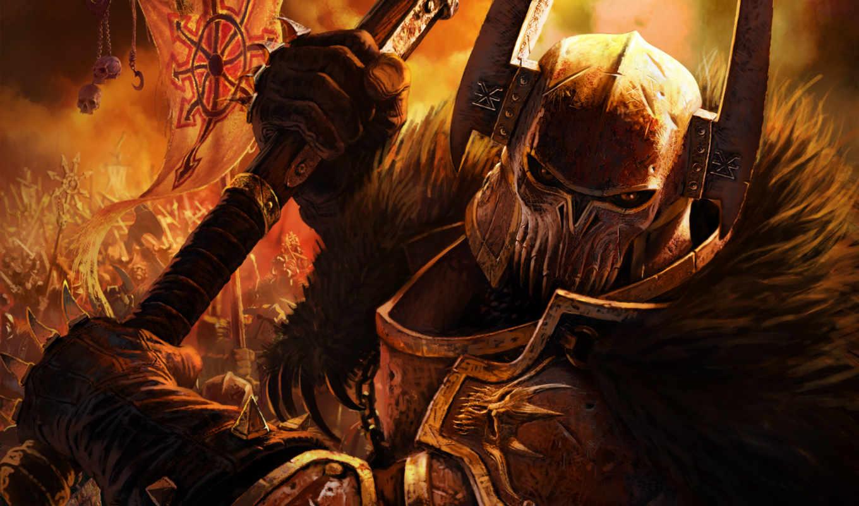 warhammer, chaos, картинка, mark, игра, эпизод, игры, desktop,